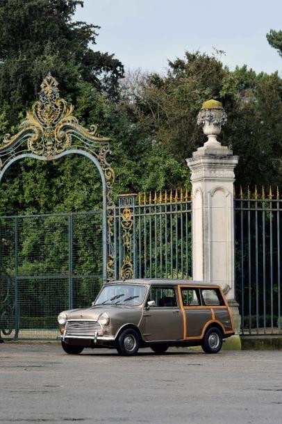 1968 - MORRIS MINI 1000 MkII TRAVELLER
