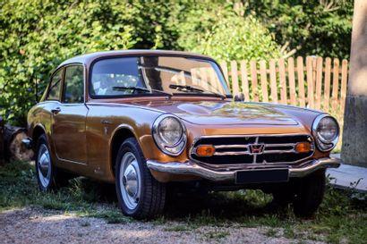 1967 - HONDA S800