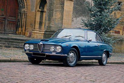 1964 - ALFA ROMEO 2600 SPRINT