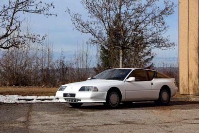 1989 - ALPINE RENAULT V6 GTA TURBO