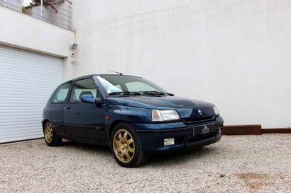 1995 - RENAULT CLIO WILLIAMS PHASE 2