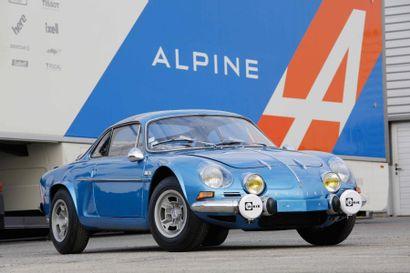 1973 - ALPINE A110 1600 SC