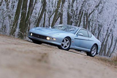 2001 - FERRARI 456M GT