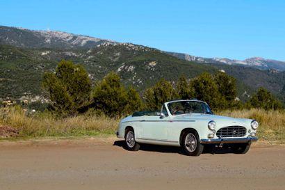 1955 - SALMSON 2300S CABRIOLET CHAPRON