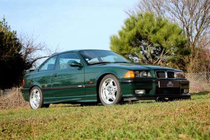 1996 - BMW M3 GT E36