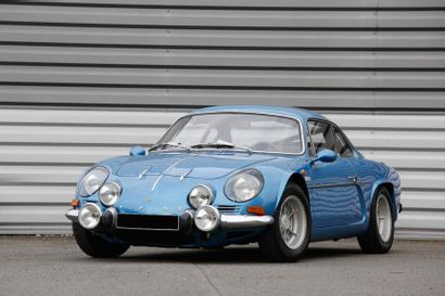 1971 - ALPINE A110 1600 S
