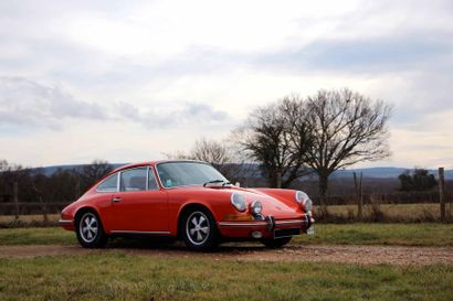 1969 - PORSCHE 911 T 2.0