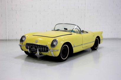 1954 - CHEVROLET CORVETTE C1