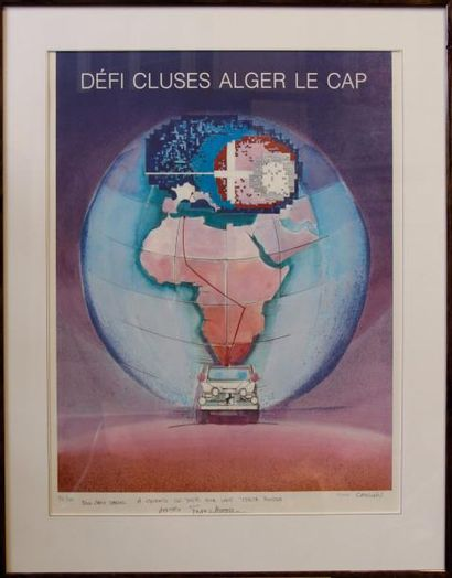 Defi Cluses Alger Le Cap