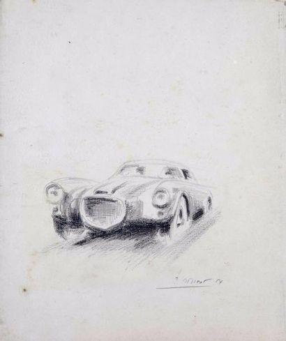 PAUL BOUVOT (1922-2000)