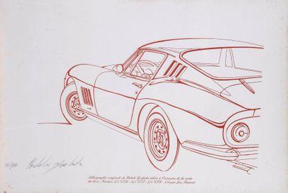 Heidiki YOSHIDA Ferrari 275 GTB