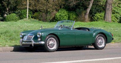 1960 - MG