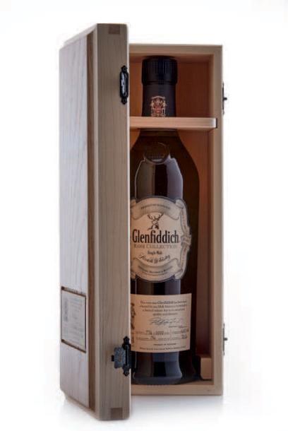 1 ECOSSE GLENFIDDICH 36 ans - Rare Collection Officiel 1974 2011 0,468