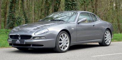 2001 - MASERATI 3200 GTA Chassis: ZAMAA38B000001659 Titre de circulation Allemand/Certificat...