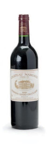 5 B CHÂTEAU MARGAUX GCC1 Margaux 1998 Pa...