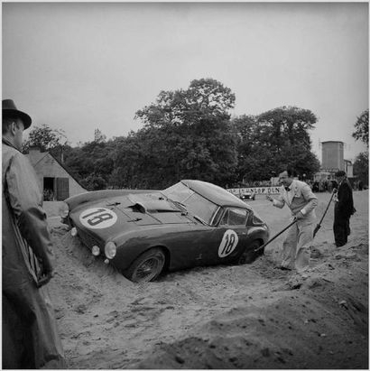 SUCH IS LIFE IN RACING - LE MANS 1954 Innoncente...