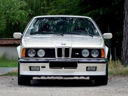 1985 - BMW M635 CSI