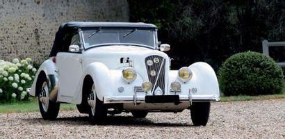 1939 - GEORGES IRAT 11CV OLC3 CABRIOLET