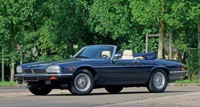 1990 - JAGUAR XJS CABRIOLET V12