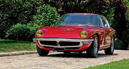 1969 – MASERATI MISTRAL 4000