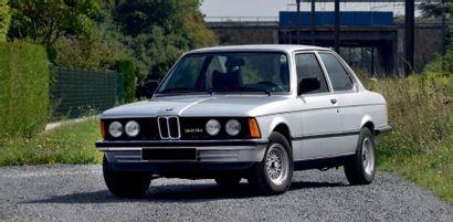 1980 - BMW 323i E21