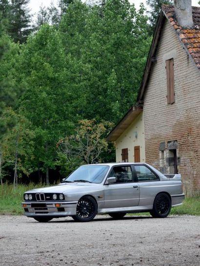 1986 - BMW M3 E30