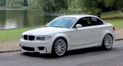 2011 - BMW 1M E82