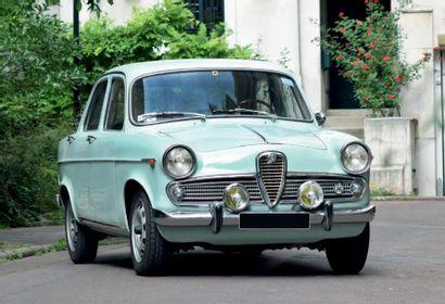 1965 - ALFA ROMEO GIULIETTA TI