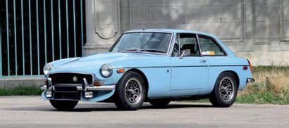 1972 - MG B GT V8 COSTELLO