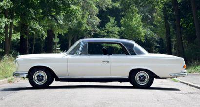 1966 - MERCEDES 250 SE COUPÉ