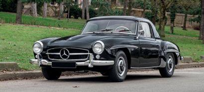 1961 – MERCEDES-BENZ 190 SL