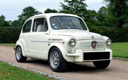 1961 - FIAT ABARTH 850 TC