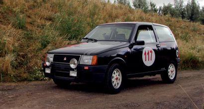 1985 - AUTOBIANCHI Y10 TURBO CHARDONNET