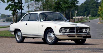 1960 – ALFA ROMEO 2600 SPRINT