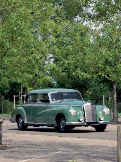 1953 - MERCEDES 300 ADENAUER