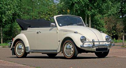 1969 - VW COCCINELLE CABRIOLET A
