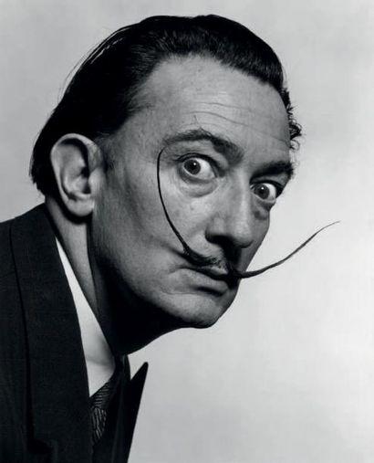 Salvador DALI (1904-1989) Dix Recettes D'immortalité, 1973 11 Eau-forte, drypoint,...