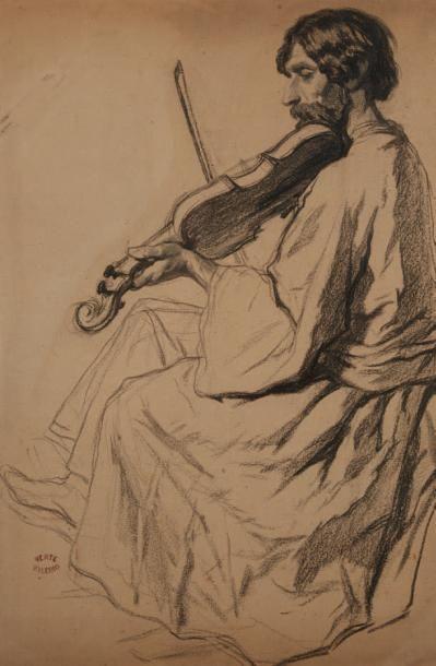 THÉODORE VALERIO (Herserange 1819 - Vichy 1879)