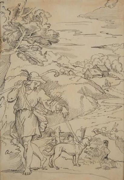 MICHEL CORNEILLE II (PARIS 1642 - 1708)