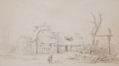 Jean Baptiste LALLEMAND (Dijon vers 1710 - Paris vers 1805)
