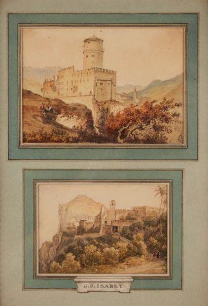 JEAN-BAPTISTE ISABEY (NANCY 1787 - 1855)