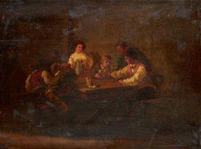 EUGÈNE BEYER (STRASBOURG 1817 - NÎMES 1893)