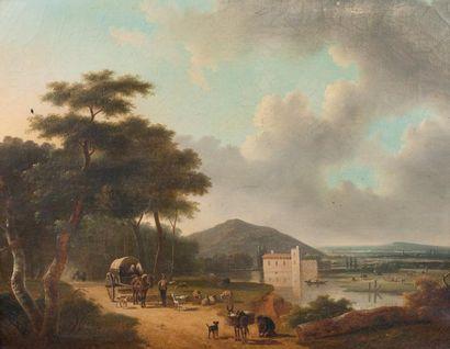 Attribué à Jean François DEMAY (1798 - 1850)