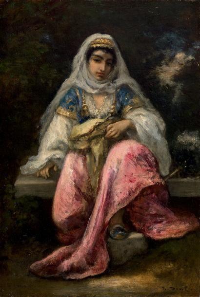 Narcisse Virgile DIAZ de LA PENA (1807-1876)