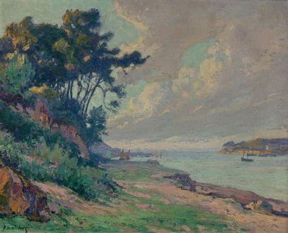PAUL MADELINE (1863-1920)