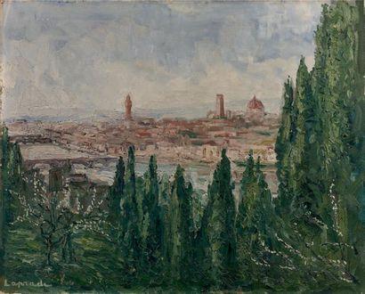 Pierre LAPRADE (1875-1931/32)