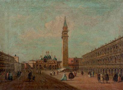 École Italienne de la seconde moitié du XIXe siècle