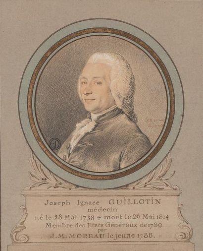 JEAN MICHEL MOREAU LE JEUNE (PARIS 1741 - PROVINS 1814)