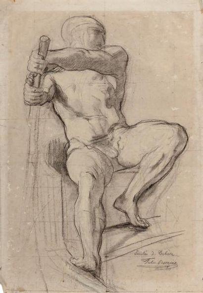 FÉLIX JOSEPH BARRIAS (PARIS 1822-1907)