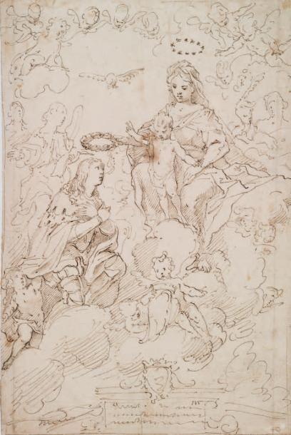 PIETRO ANTONIO NOVELLI III (VENISE 1729-1804)
